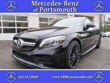 2020_Mercedes-Benz_C-Class_AMG® 43 4MATIC® Coupe_ Greenland NH