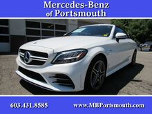 2020_Mercedes-Benz_C-Class_AMG® 43 Cabriolet_ Greenland NH