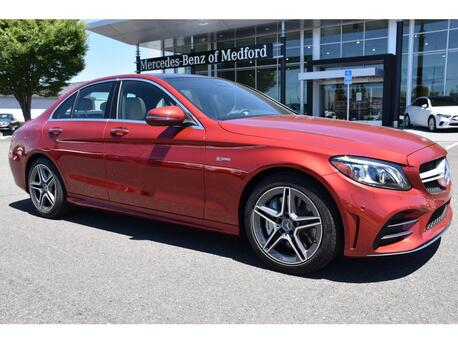 2020_Mercedes-Benz_C-Class_AMG® 43 Sedan_ Medford OR