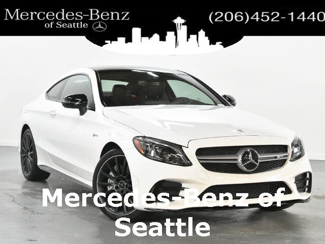 2020 Mercedes-Benz C-Class AMG® C 43 4MATIC® Coupe Seattle WA