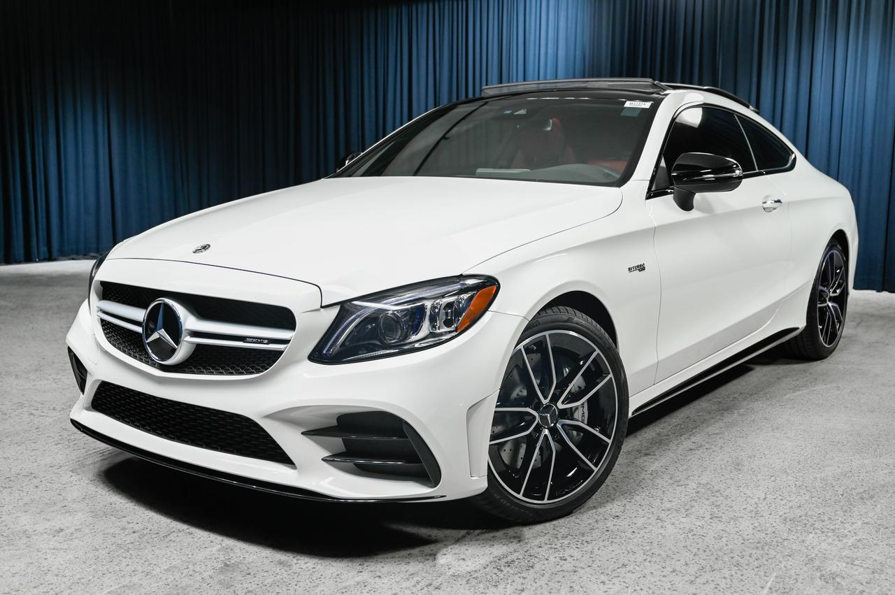 2020 Mercedes-Benz C-Class AMG® C 43 Coupe Scottsdale AZ