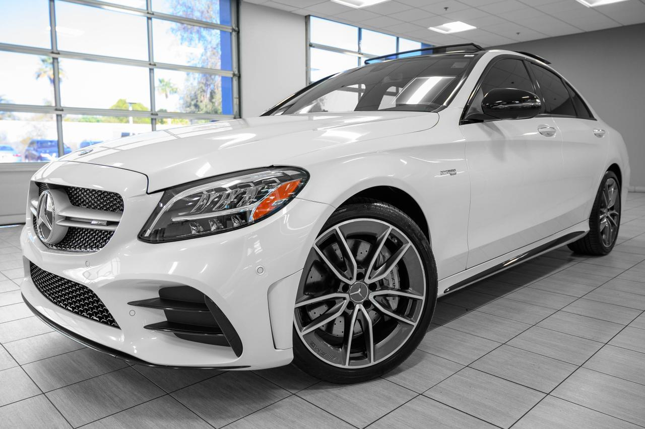 2020 Mercedes-Benz C-Class AMG® C 43 Sedan Peoria AZ