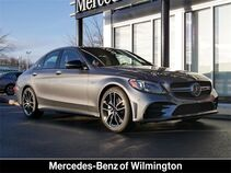 2020 Mercedes-Benz C-Class AMG® C 43 Sedan