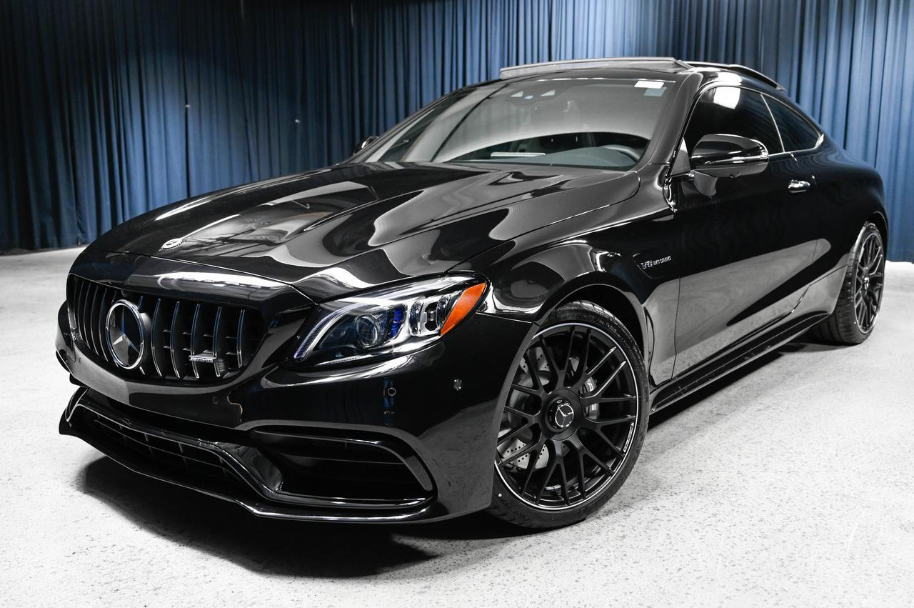 2020 Mercedes-Benz C-Class AMG® C 63 Coupe Scottsdale AZ