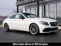 Mercedes-Benz C-Class AMG® C 63 Coupe 2020