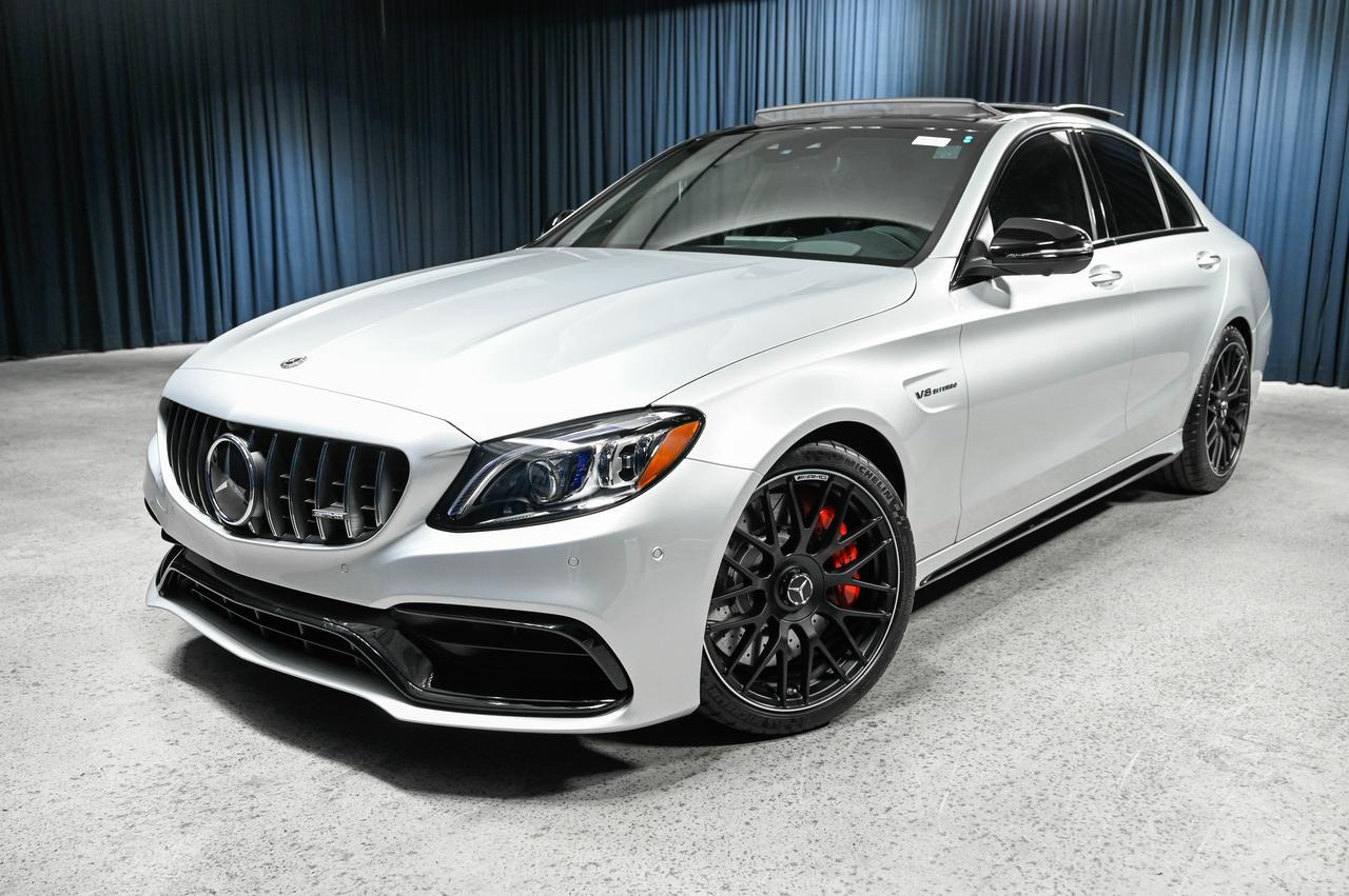 2020 Mercedes-Benz C-Class AMG® C 63 S Sedan Scottsdale AZ