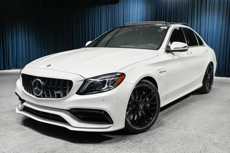 2020 Mercedes-Benz C-Class AMG® C 63 Sedan Scottsdale AZ