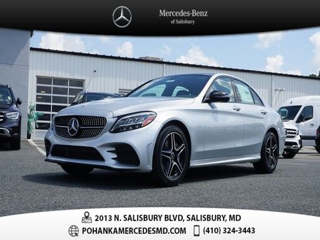 2020_Mercedes-Benz_C-Class_C 300 4MATIC®_ Salisbury MD