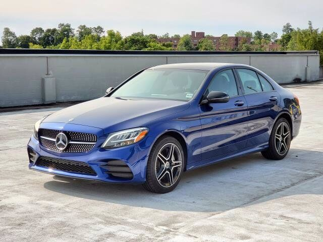 2020 Mercedes-Benz C-Class C 300 4MATIC® Sedan Morristown NJ