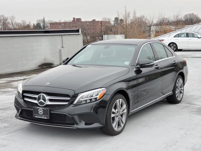 2020 Mercedes-Benz C-Class C 300 4MATIC® Sedan Morristown NJ