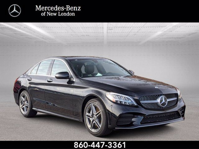 2020 Mercedes-Benz C-Class C 300 4MATIC® Sedan New London CT