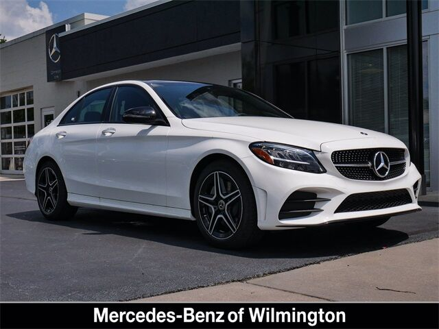 2020 Mercedes-Benz C-Class C 300 4MATIC® Sedan Wilmington DE