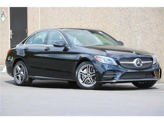 2020 Mercedes-Benz C-Class C 300 All-wheel Drive 4MATIC Sedan