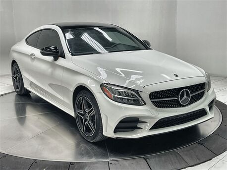 2020_Mercedes-Benz_C-Class_C 300 Coupe AMG SPORT,NIGHT PKG,BLIND SPOT_ Plano TX