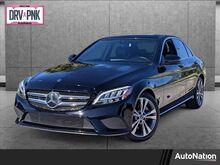 2020_Mercedes-Benz_C-Class_C 300_ Delray Beach FL