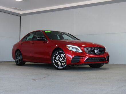 2020_Mercedes-Benz_C-Class_C 300_ Merriam KS