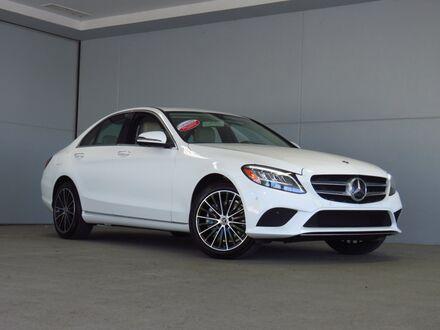 2020_Mercedes-Benz_C-Class_C 300_ Merriam KS