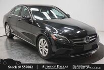 Mercedes-Benz C-Class C 300 NAV READY,CAM,PANO,BLIND SPOT,LED LIGHTS 2020
