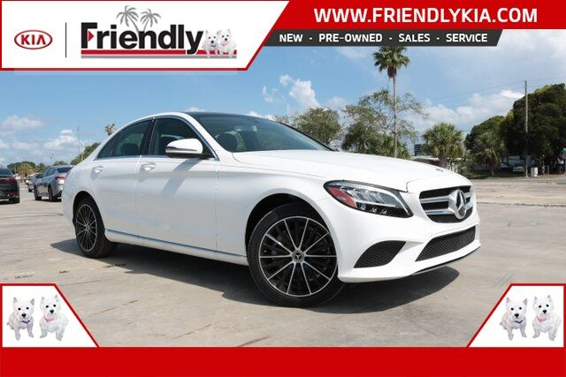 2020 Mercedes-Benz C-Class C 300 New Port Richey FL