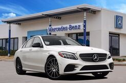 2020_Mercedes-Benz_C-Class_C 300 SEDAN_ Wichita Falls TX