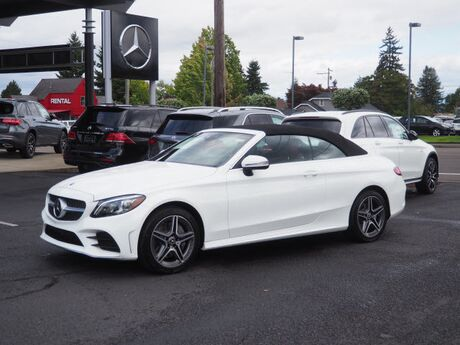 2020 Mercedes-Benz C-Class C 300 Salem OR