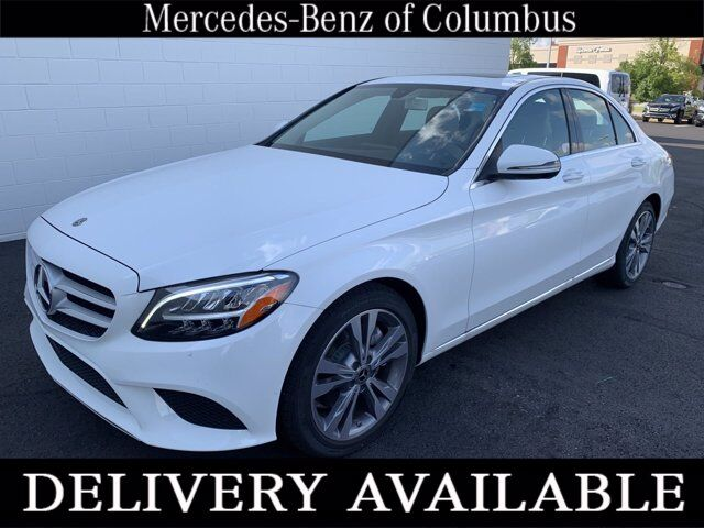 2020 Mercedes-Benz C 300 Sedan Columbus GA
