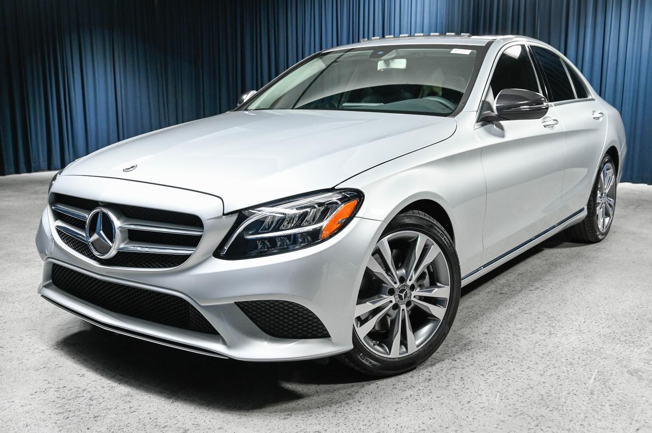 2020 Mercedes-Benz C-Class C 300 Sedan Scottsdale AZ