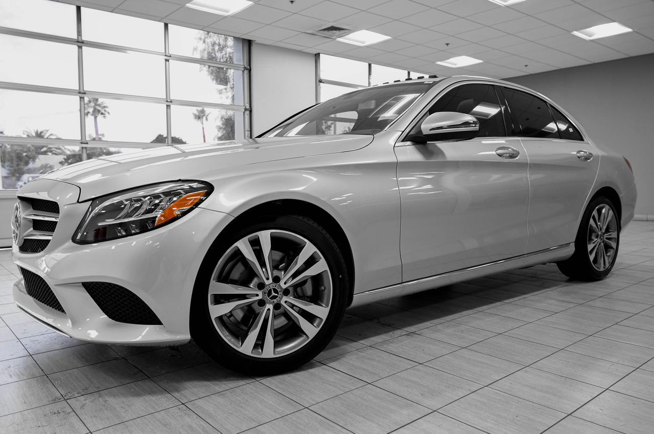2020 Mercedes-Benz C-Class C 300 Sedan Peoria AZ