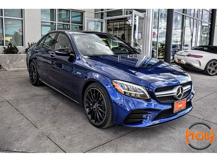 2020 Mercedes-Benz C-Class C 43 AMG® 4MATIC® Sedan El Paso TX