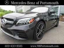 2020_Mercedes-Benz_C-Class_C 43 AMG®_ Greenland NH
