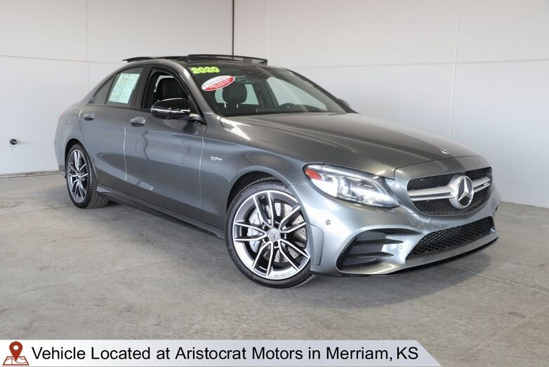 2020 Mercedes-Benz C-Class C 43 AMG® Merriam KS
