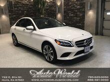 2020_Mercedes-Benz_C300 4 MATIC AWD__ Hays KS