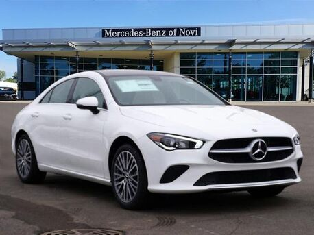 2020_Mercedes-Benz_CLA_250 4MATIC® COUPE_  Novi MI