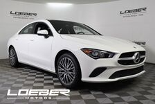 2020 Mercedes-Benz CLA 250 4MATIC® COUPE