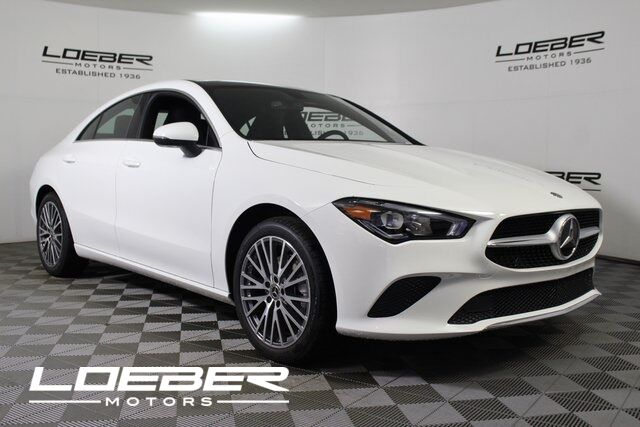 2020 Mercedes-Benz CLA 250 4MATIC® COUPE Lincolnwood IL