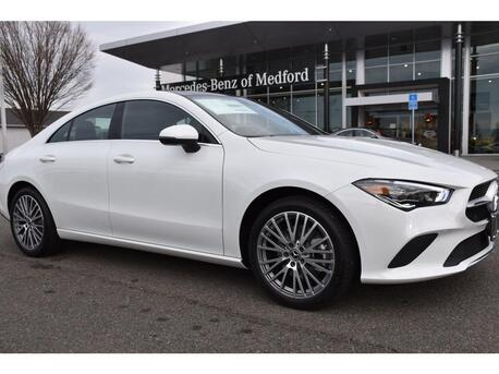 2020_Mercedes-Benz_CLA_250 4MATIC® COUPE_ Medford OR