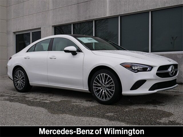 2020 Mercedes-Benz CLA 250 4MATIC® COUPE Wilmington DE