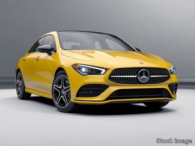 2020 Mercedes-Benz CLA 250 4MATIC® Coupe Long Island City NY