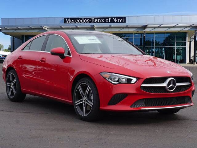 2020 Mercedes-Benz CLA 250 4MATIC® COUPE  Novi MI