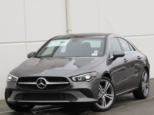 2020 Mercedes-Benz CLA 250 4MATIC® COUPE Bellingham WA