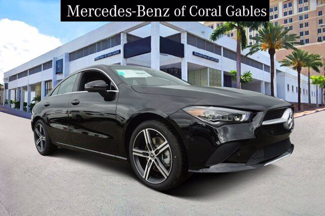 2020 Mercedes-Benz CLA 250 4MATIC® COUPE Coral Gables FL
