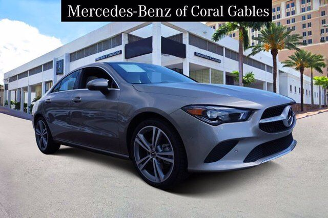 2020 Mercedes-Benz CLA 250 4MATIC® COUPE # LN102368 Coral Gables FL