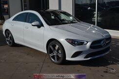 2020_Mercedes-Benz_CLA_250 4MATIC® COUPE_ Marion IL