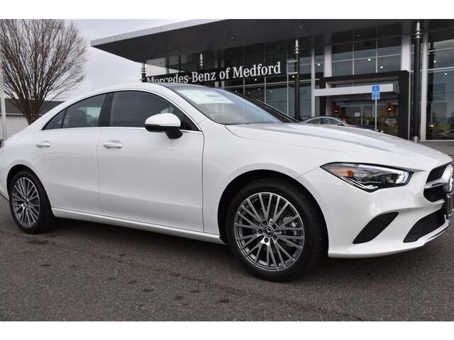 2020 Mercedes-Benz CLA 250 4MATIC® COUPE Medford OR