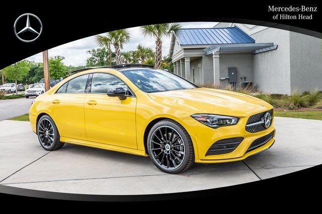 2020 Mercedes-Benz CLA 250 COUPE Bluffton SC