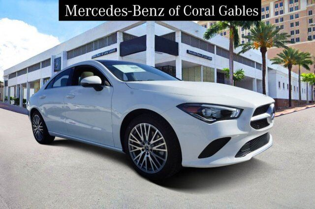 2020 Mercedes-Benz CLA 250 COUPE LN078446