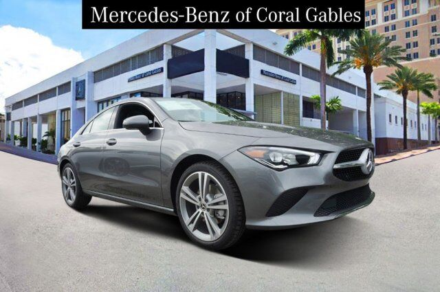 2020 Mercedes-Benz CLA 250 COUPE LN072374