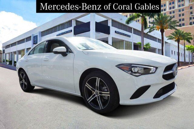 2020 Mercedes-Benz CLA 250 COUPE LN059908