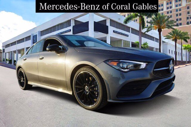 2020 Mercedes-Benz CLA 250 COUPE Coral Gables FL