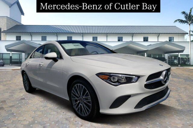 2020 Mercedes-Benz CLA 250 COUPE Cutler Bay FL